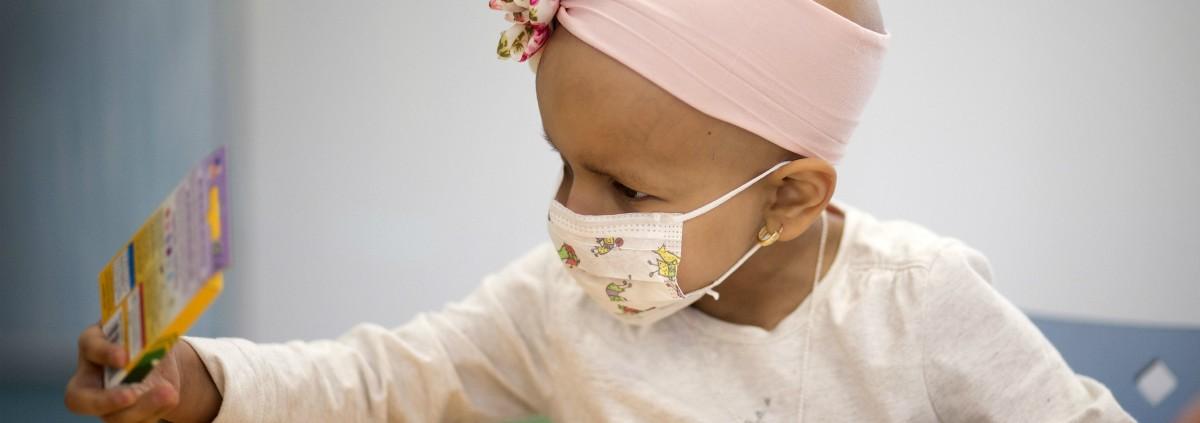 Рак у детей: на краю надежды